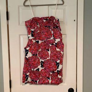 NWT Strapless Vineyard Vines Dress
